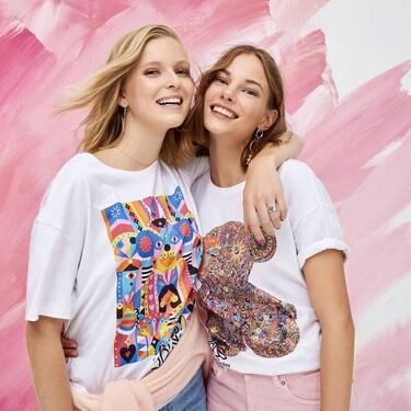 Tous lanza una colección de camisetas preciosas con las que su lucir icónico osito versionado por nuevos artistas