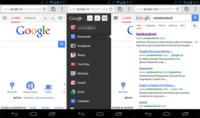 Google rediseña su página web para móviles