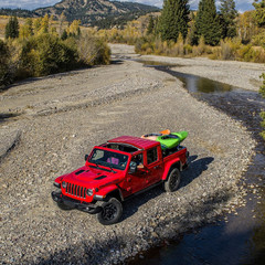 Foto 9 de 51 de la galería jeep-gladiator-2020 en Motorpasión México