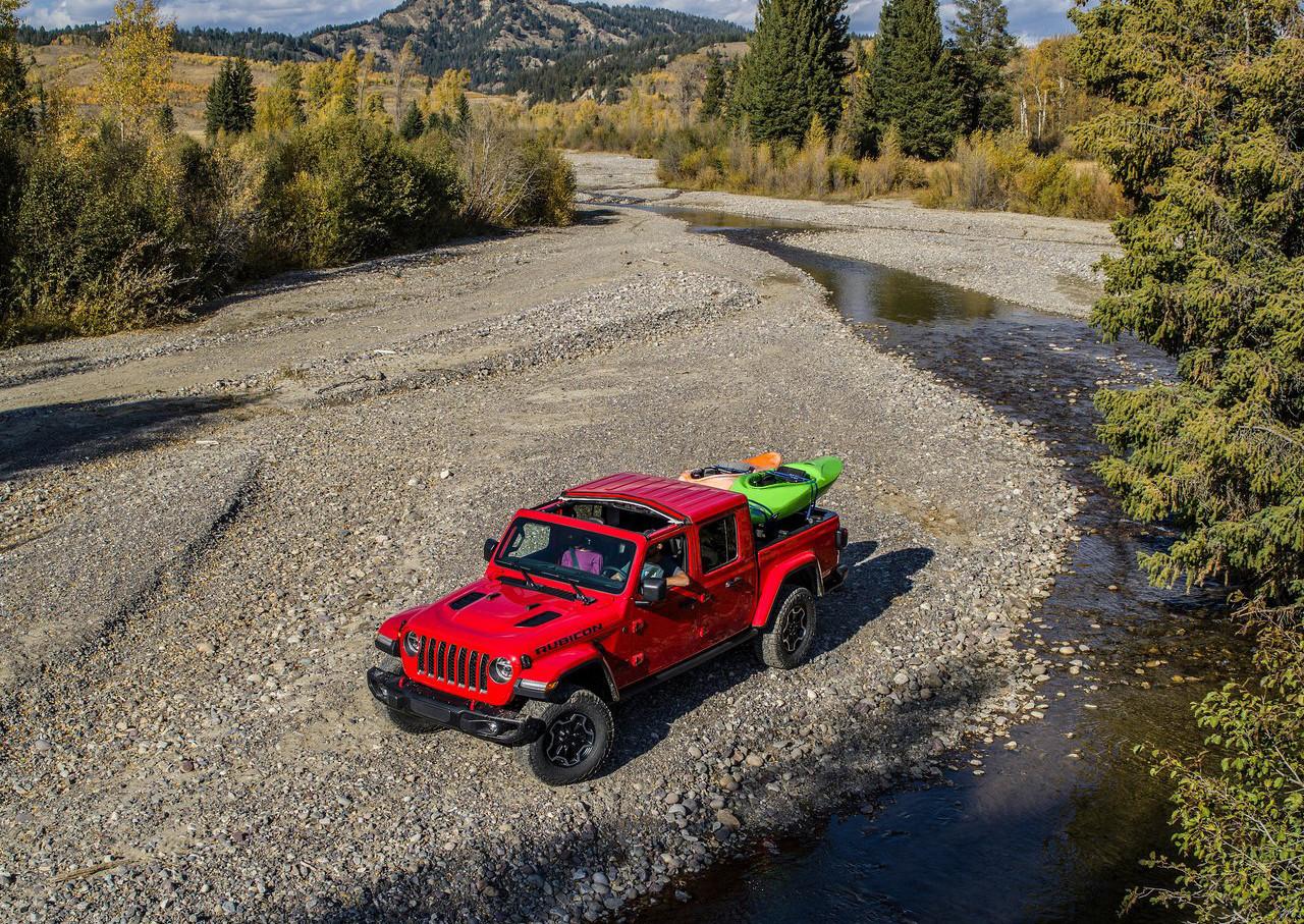 Foto de Jeep Gladiator 2020 (9/51)