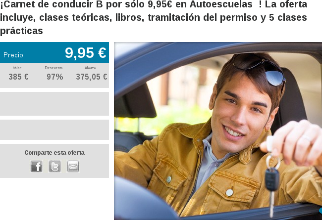 Autoescuela low-cost
