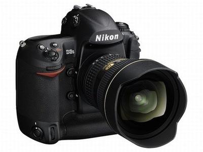 La NASA se hace con un arsenal de Nikon D3s