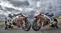 Aprilia Racing presenta la Aprilia RSV4 más espectacular para SBK