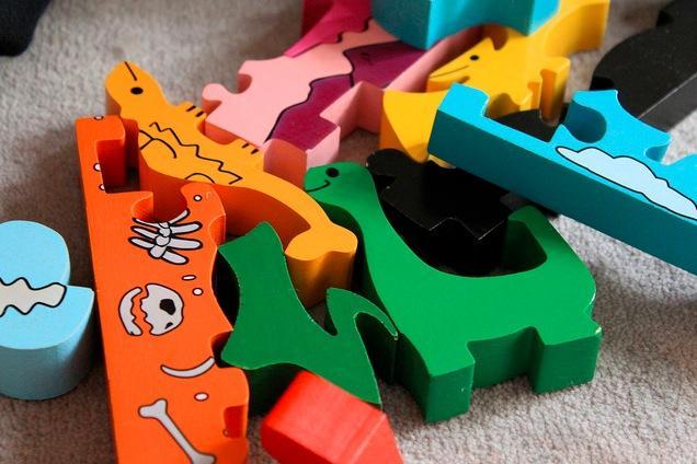 Resultado de imagen de puzles para bebes