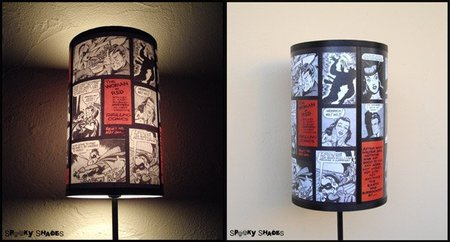 Hazlo tú mismo: una lámpara personalizada