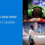 ¿No te gusta la versión Creators Update de Windows 10? Con estos pasos puedes volver al estado anterior