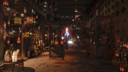 Hitman Episode 3 Marrakesh 3