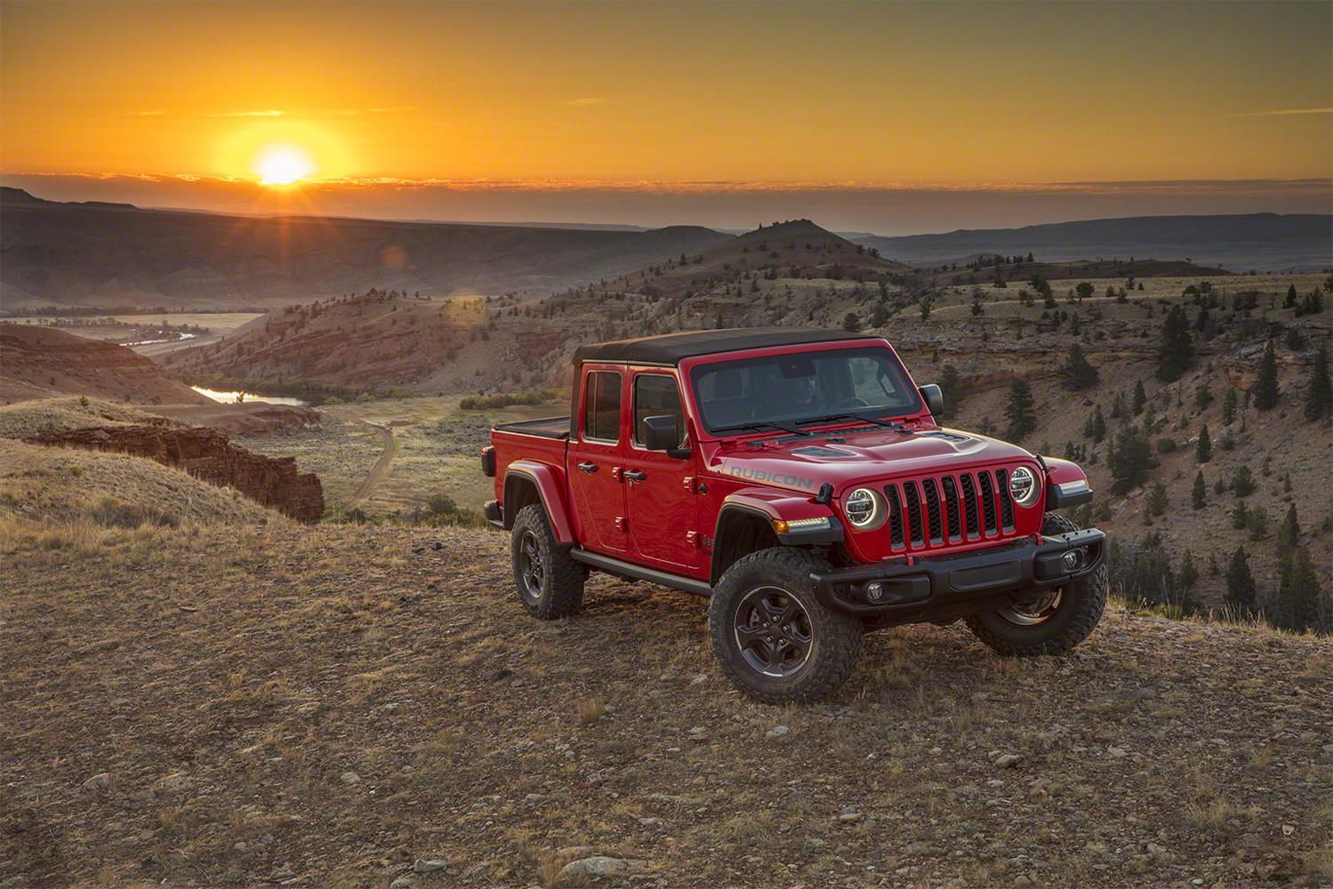 Foto de Jeep Gladiator 2019 (1/12)