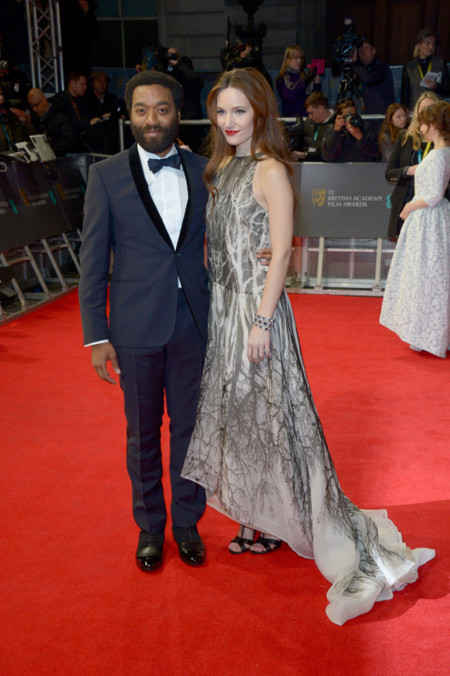 Shari Mercer  BAFTA 2014