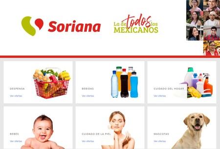 Soriana Mercado Libre