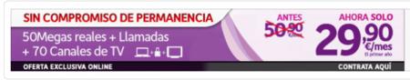 Ono digitalizará toda su red y llevará por fin sus servicios a Navarra, La Rioja y Canarias