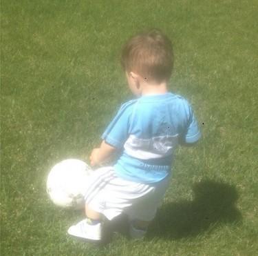 Adivina quién... de mayor quiere ser futbolista