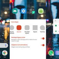 Nova Launcher 5.5 te trae un trocito de Oreo a tu móvil: iconos adaptativos, búsqueda en dock y más