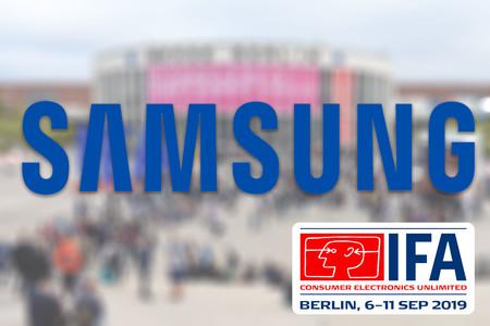 Samsung en IFA 2019: sigue en directo la presentación de hoy