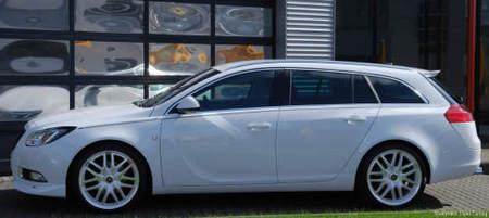 Opel Insignia Sports Tourer por Steinmetz