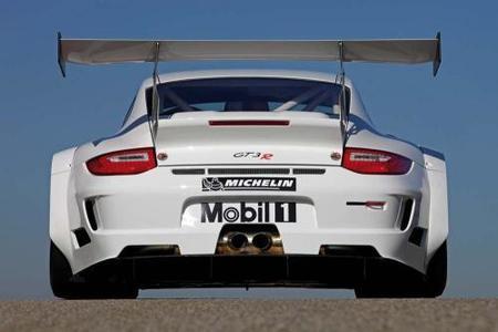 Porsche 911 GT3 R, 480 caballos para divertirse en los circuitos
