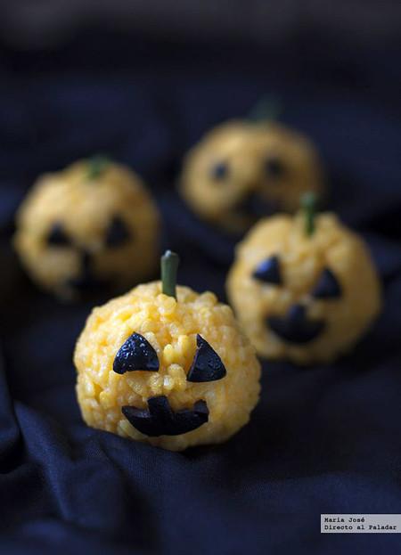 Calabacitas Halloween