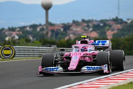 Stroll Hungria F1 2020