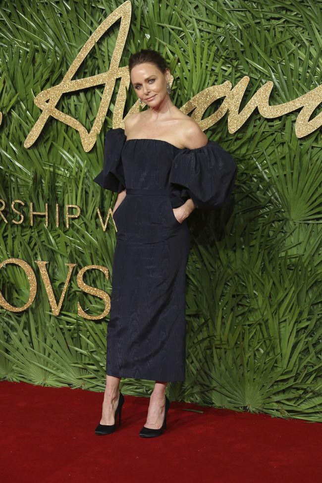 british fashion awards alfombra roja Stella Mccartney