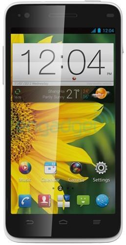 ZTE Grand S, otro móvil de cinco pulgadas con resolución Full HD