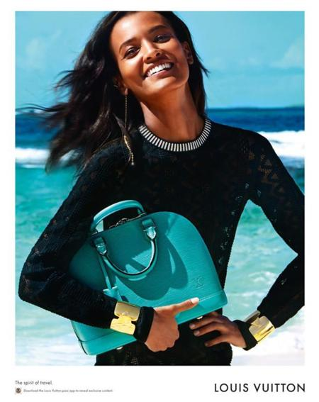 Louis Vuitton Caribbean New Campaign 1