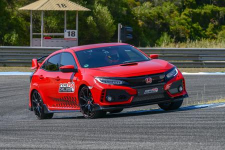 El Honda Civic Type R bate un nuevo récord, esta vez en el circuito de Estoril