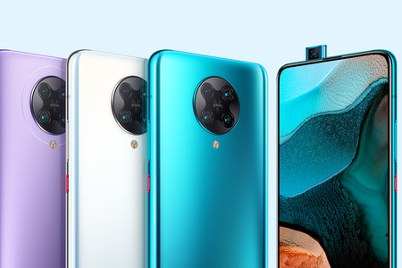 """Redmi K30 Pro: Snapdragon 865, cámara motorizada y cámara cuádruple de 64 MP con fotografía macro """"con zoom"""""""