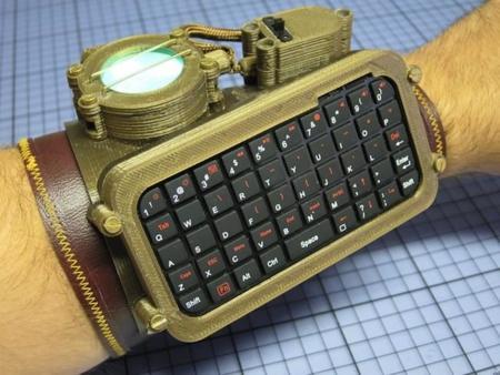 Raspberry Pi Glass, ordenador que puedes llevar puesto con estilo steampunk