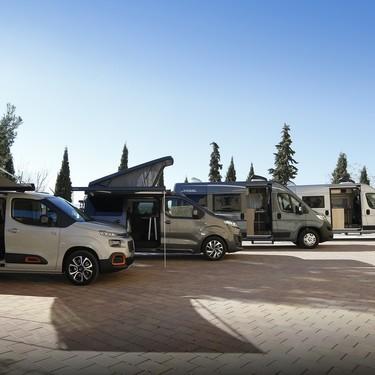 Alquilar una furgoneta camper. Todos los detalles en que fijarse para viajar a gusto y por el mejor precio
