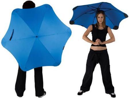 Paraguas de diseño moderno y resistente