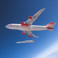 Virgin Orbit consigue colocar siete nuevos satélites en el espacio utilizando un avión en vez de un cohete