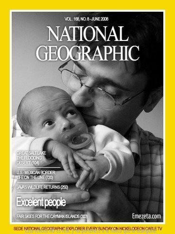 Día del Padre: regálale una portada de revista