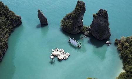 Archipelago Cinema, el cine más espectacular del mundo
