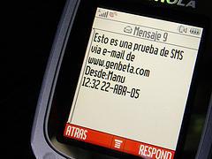 Mensajes SMS seguros con Vodafone