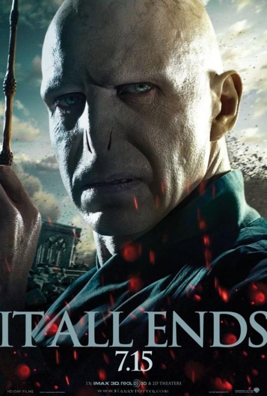 Foto de 'Harry Potter y las reliquias de la muerte. Parte II', nuevo y espectacular tráiler y carteles (7/21)
