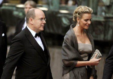 Boda de la Princesa Victoria de Suecia: Charlenne Wittstock