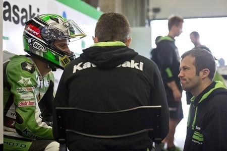 Superbikes Estados Unidos 2013: David Salom sustituirá a Loris Baz en Kawasaki