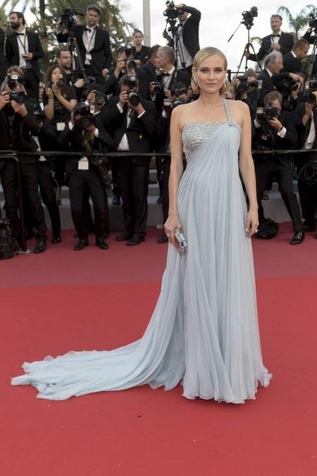 Festival Cannes Diane Kruger Armani Prive