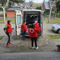 Las autoescuelas ponen a disposición de la Cruz Roja vehículos y conductores para atender a los afectados por el coronavirus