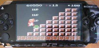 Emulador de Gameboy para PSP