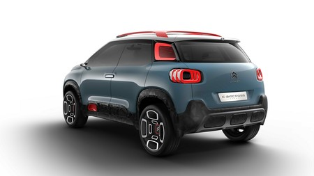 C Aircross Concept 4