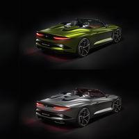 Bentley nos deleita con 6 de las 12 unidades ya creadas del Bacalar, su GT de nombre mexicano