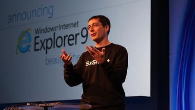 Dean Hachamovitch, el histórico líder de Internet Explorer, cerró esta semana su etapa en Microsoft