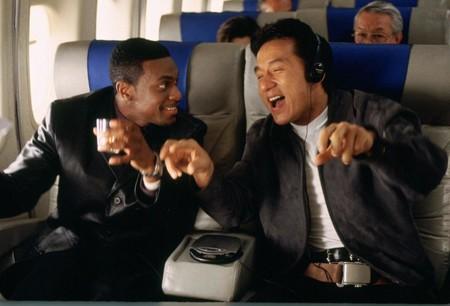 Jackie Chan confirma 'Hora punta 4' y espera rodar en 2018