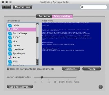 BSOD!: Por si añorabas los pantallazos azules de windows