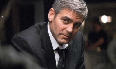 George Clooney, un bello con neuronas