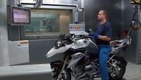 Fabricando una BMW R 1200 GS