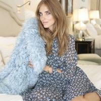 Duelo de estilos: el día en que Suki Waterhouse coincidió con Chiara Ferragni