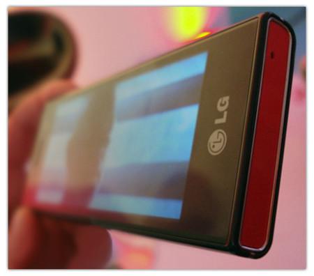 Contacto con el LG BL40 Chocolate en un nuevo vídeo