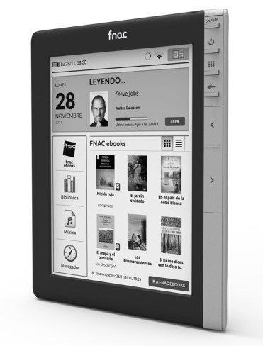 FnacBook quiere romper el mercado en España